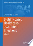 Biofilm Based Healthcare Associated Infections Book PDF
