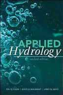 Applied Hydrology 2nd Edition