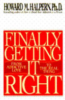 Finally Getting It Right Book PDF