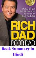 Rich dad poor dad book summary in hindi Pdf