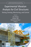 Experimental Vibration Analysis for Civil Structures Book