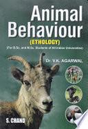 Animal Behaviour  Ethology