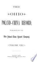 The Ohio Poland China Record Book PDF