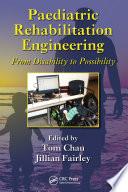 Paediatric Rehabilitation Engineering Book PDF