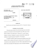Savvides & Partners/PKF Cyprus, Pavlos Meletiou, R.K. Dhawan and Co., and R.K. Dhawan: Securities and Exchange Commission Litigation Complaint