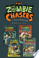 Zombie Chasers 4 Book Collection Book