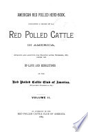 American Red Polled Herd Book