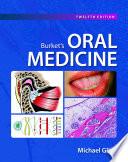 Burket's Oral Medicine, 12th Edition