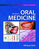 Burket s Oral Medicine  12th Edition