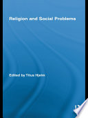 Religion and Social Problems