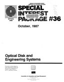 Optical Disk and Engineering Systems Book