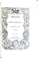 Ireland  Its Scenery  Character   c