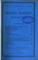 The Original secession magazine