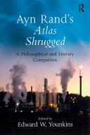 Ayn Rand's Atlas Shrugged ebook