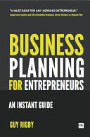 Business Planning For Entrepreneurs