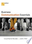Business Communication Essentials and CD Package