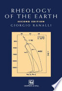 Rheology of the Earth Book