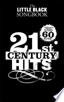 The Little Black Songbook 21st Century Hits