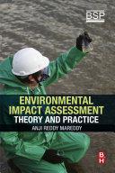 Pdf Environmental Impact Assessment Telecharger