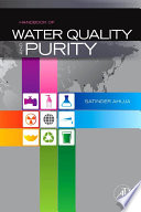Handbook of Water Purity and Quality Book