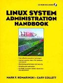 Linux System Administration Handbook Book