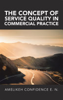 The Concept of Service Quality in Commercial Practice [Pdf/ePub] eBook