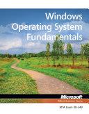 Exam 98 349 MTA Windows Operating System Fundamentals