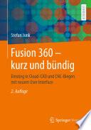 Fusion 360 Kurz Und B Ndig