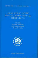Legal and Scientific Aspects of Continental Shelf Limits