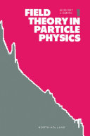 Field Theory in Particle Physics