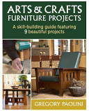 Arts   Crafts Furniture Projects