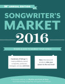 Songwriter's Market 2016