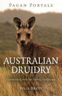Pagan Portals   Australian Druidry