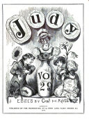 Judy  Or the London Serio comic Journal