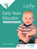 Cache Level 3 Early Years Educator - Work-Based Route Ebook