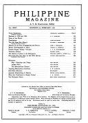 Philippine Magazine