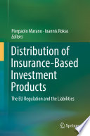 Distribution of Insurance Based Investment Products