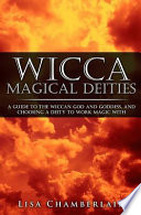 Wicca Magical Deities