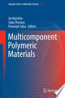 Multicomponent Polymeric Materials Book