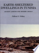 Earth-sheltered Dwellings in Tunisia