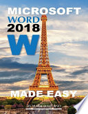 Microsoft Word 2018  Made Easy