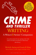 Crime and Thriller Writing Pdf