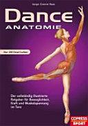 Dance-Anatomie: der vollständig illustrierte Ratgeber für ...