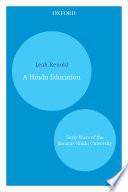 A Hindu Education