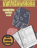Yahtzee Triple Score Pads