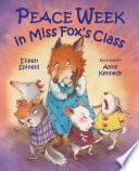Peace Week In Miss Fox S Class