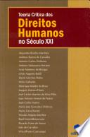 Teoria crítica dos direitos humanos no século XXI