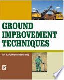 Ground Improvement Techniques (PB)