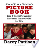How to Write a Children s Picture Book Book