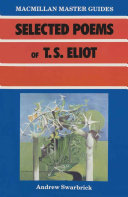 Selected Poems of T- S- Eliot